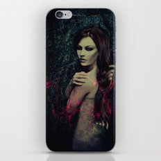 vanity1 iPhone & iPod Skin