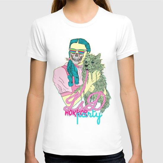 Lsd  horror party T-shirt