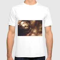 Geodesque  Mens Fitted Tee White SMALL