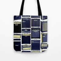 Amped Dreams Tote Bag