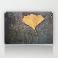 Ginkgo Leaf Laptop & iPad Skin