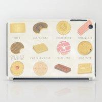BISCUITS  iPad Case