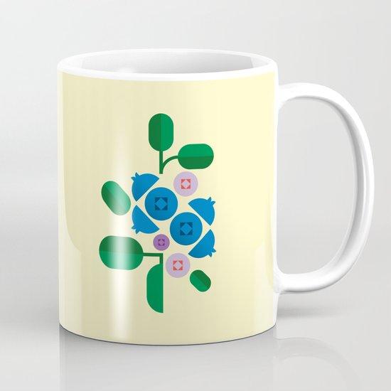 Fruit: Blueberry Mug