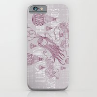 iPhone Cases featuring Lucy in the sky by studio VII