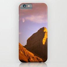 Shadows in Kanaskis Country iPhone 6 Slim Case