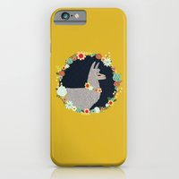lovely llama iPhone 6 Slim Case