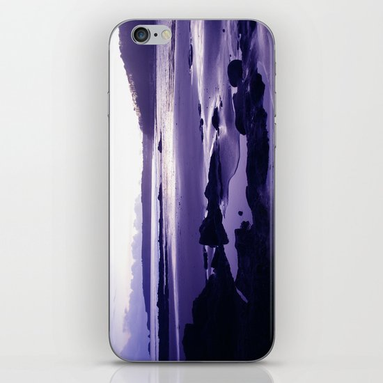 Blue Beach Bay iPhone & iPod Skin