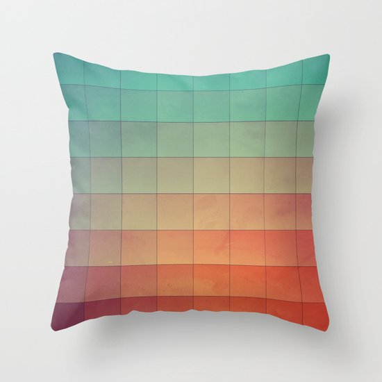 cyvyryng Throw Pillow