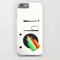 iPhone & iPod Case featuring Oh! by filipa nos campos