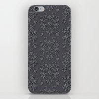 Victorian Pattern 4 iPhone & iPod Skin