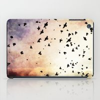 Bird's Flyin' High iPad Case