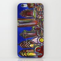 Philly Skyline LOVE iPhone & iPod Skin
