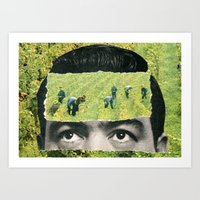 Cultivate Your Mind Art Print