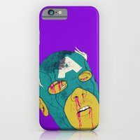 iPhone Cases featuring Soc! by boneface
