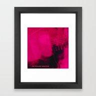 My Bloody Valentine - Lo… Framed Art Print