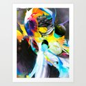 Vivid Reflections Art Print