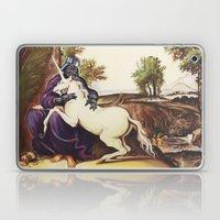 Vader And Unicorn Laptop & iPad Skin