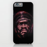 iPhone & iPod Case featuring Black Gestapo by Zombie Rust