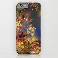 iPhone & iPod Case featuring A Beautiful Summer Afternoon by Klara Acel