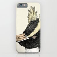 Erect Crested Penguin iPhone 6 Slim Case
