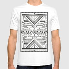 2112|2012 Mens Fitted Tee White SMALL