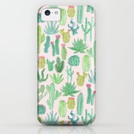 Cactus iPhone 5c Slim Case