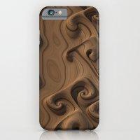 Mocha Dreams iPhone 6 Slim Case