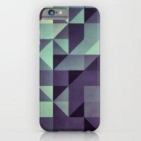 :: Geometric Maze :: iPhone 6 Slim Case