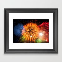 Efflorescence 23 Framed Art Print