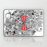 10 of Diamonds Laptop & iPad Skin