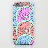 Spinning Citrus iPhone 6 Slim Case