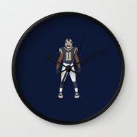 RAMpage - Tavon Austin Wall Clock