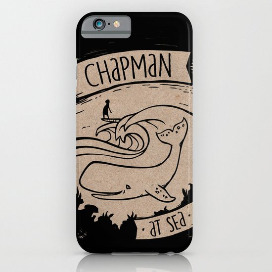 Chapman at Sea iPhone & iPod Case