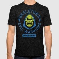 Bad Boy Club: Skeletor's… Mens Fitted Tee Tri-Black SMALL
