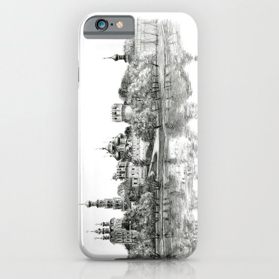 Novodevichy Convent G2010-005 iPhone & iPod Case