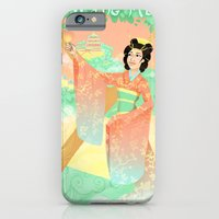 iPhone & iPod Case featuring Xi- Wang Mu  by Lindsay Turner