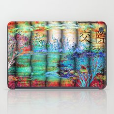 ABSTRACT - Friendship iPad Case