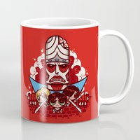 Attack on Townsville - Mojo Version Mug
