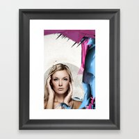 St. Claire Framed Art Print