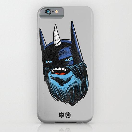 Yeticorn Comic Heroes series: the Batman!  iPhone & iPod Case