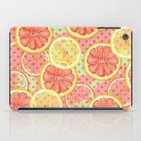 Fresh & Fruity iPad Case