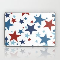 Stars - Red, White and Blue Laptop & iPad Skin