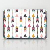 Bohemian Arrows-Pattern iPad Case