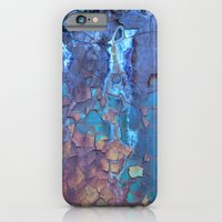 iPhone Cases featuring Waterfall  by Lena Weiss