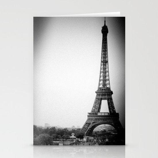 Paris'2 Stationery Card