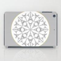 Paris In A Kaleidoscope iPad Case