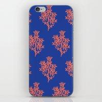 Corals iPhone & iPod Skin