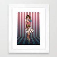 Birthday Party #2 Framed Art Print