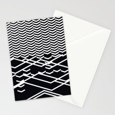 defragmentation Stationery Cards