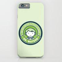 Cute John Watson - Green iPhone 6 Slim Case